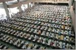 1.2 Studenti cinesi durante l'esame Gao Kao